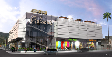 A rendering of the new Gelson's