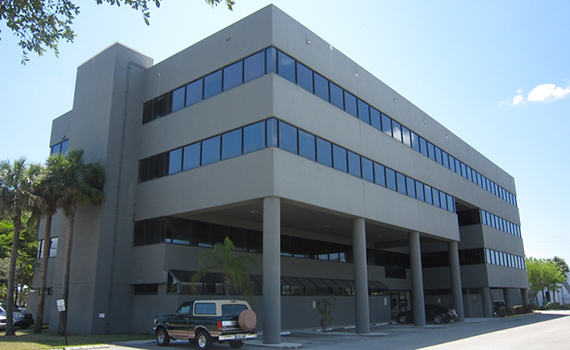 Andrews Square Medical and Professional Building in Pompano Beach