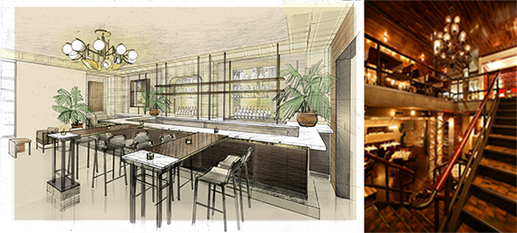 Quality Meats renderings