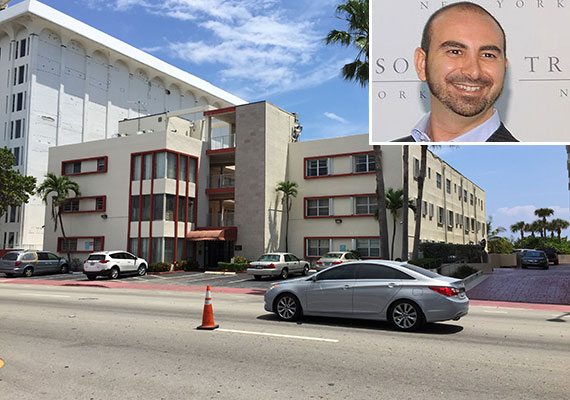 8955 Collins Avenue and Alex Sapir