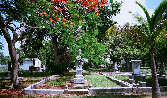 City of Miami Cemetery (Credit Phillip Pessar)