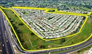 The 40-acre Central Parc in Tamarac