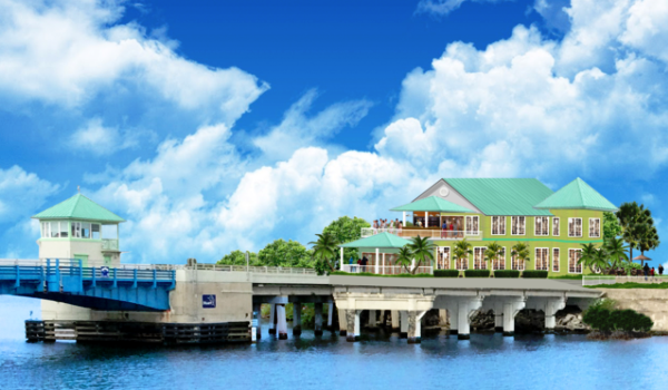 Rendering of riverfront development in Stuart planned by Northpoint Ventures LLC
