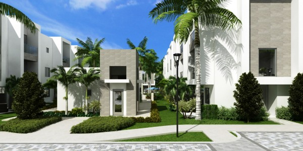 Rendering of Moderne Boca
