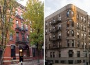 From left: Terrific Tenements and North Park housing