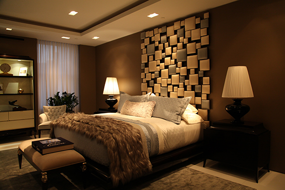 model bedroom inside the newly opened showroom photo zachary