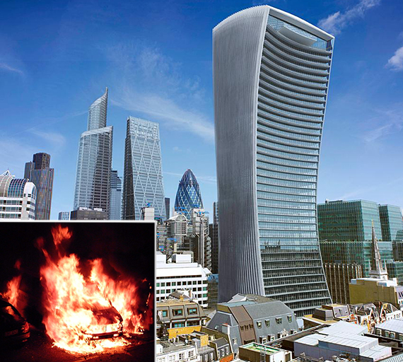 The wrath of London's 20 Fenchurch Street