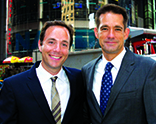 Zillow CEO Spencer Rascoff and StreetEasy CEO Michael Smith