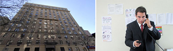 The Greystone at 212 West 91st Street and Aaron Jungreis