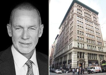 BHS CEO Hall Willkie and 130 Fifth Avenue
