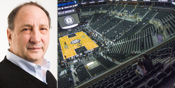 Bruce Ratner and the Barclay's Center arena