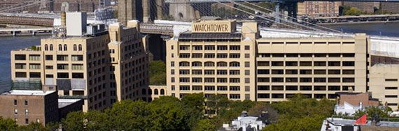 Former Watchtower buildings in Dumbo