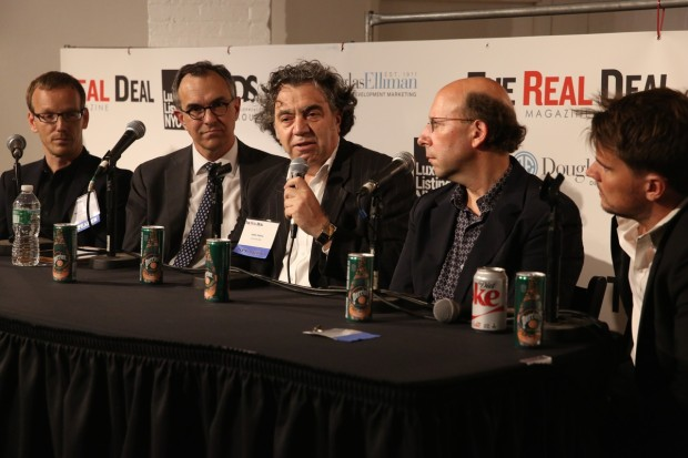 The Real Deal hosts a series of panel discussions.