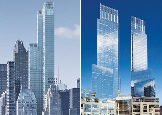 Nyc luxury real estate nyc new development for High end real estate nyc