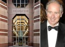 From left: Park Avenue Tower and Steve Schwarzman