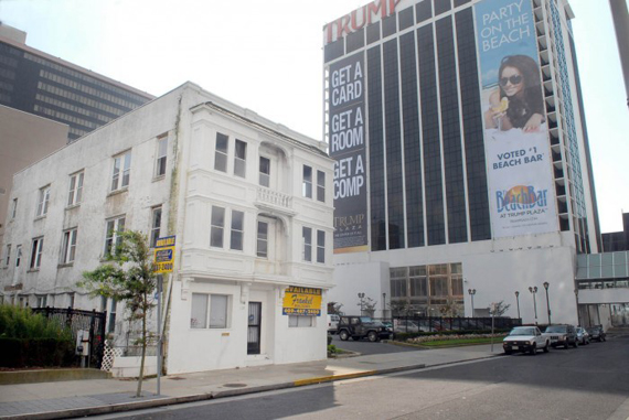 Vera Coking's property in Atlantic City
