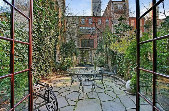 Sonja Morgan's foreclosed Upper East Side townhouse