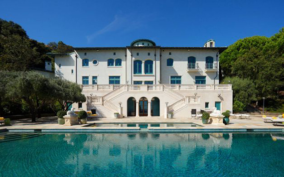Robin Williams' Napa villa is listed for $29.9 million