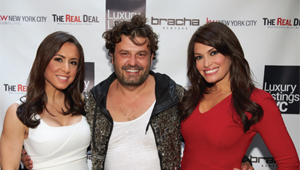 (l to r) Andrea Tantaros, Domingo Zapata and Kimberly Guilfoyle
