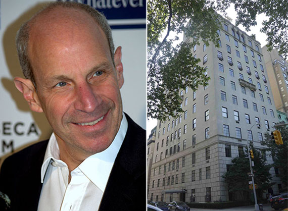 From left: Jonathan Tisch and 2 East 67th Street
