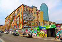 The former 5Pointz