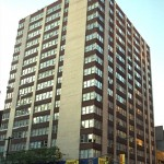 The Camelot at 301 West 45th Street (Credit: CityRealty)