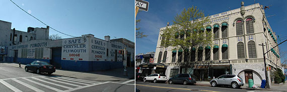 From left: 1702 East 9th Street and 815 Kings Highway