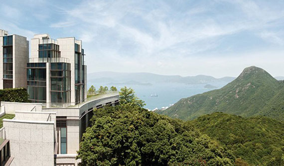 The most expensive home in Hong Kong