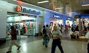 Shops at the Port Authority Bus Terminal