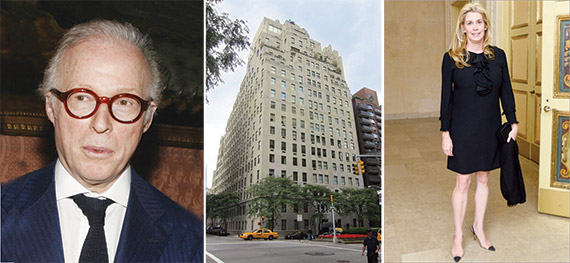 The priciest closed sale of the year was hedge-funder Israel Englander's (left) purchase of the former French Ambassador's residence at 740 Park Avenue for $71.2 million, the most ever paid for a NYC co-op. Broker Serena Boardman of Sotheby's handled the listing.