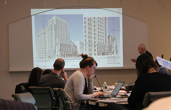 John Beyer and the Landmarks Preservation Commission