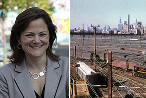 Melissa Mark-Viverito and Sunnyside Yards in Queens