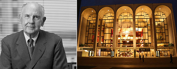 A. James Clark and the American Ballet Theater at Lincoln Center