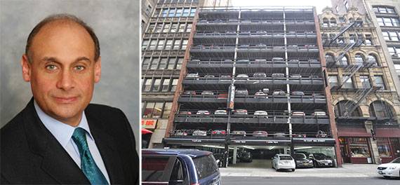 From left: Dan Tishman and 112 East 16th Street