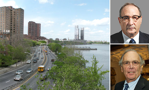 Questions arise over union labor for East River Plaza project