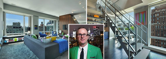 Penthouse at 231 Tenth Avenue and Scott Sanders