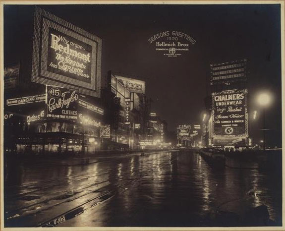 heres-a-look-at-the-lights-of-times-square-in-1920