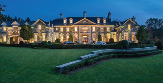 Nj home values 2015 nj luxury homes for New jersey luxury home builders