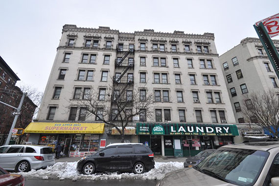Low-Income Co-Op at 501 West 143rd Street in Hamilton Heights