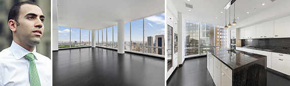 Ido Berniker and 157 West 57th Street in Midtown