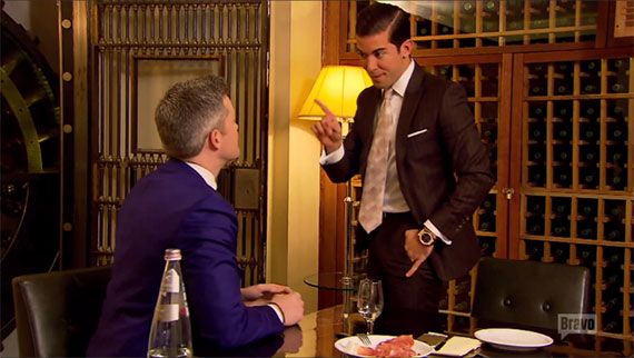 Ryan Serhant and Luis D. Ortiz