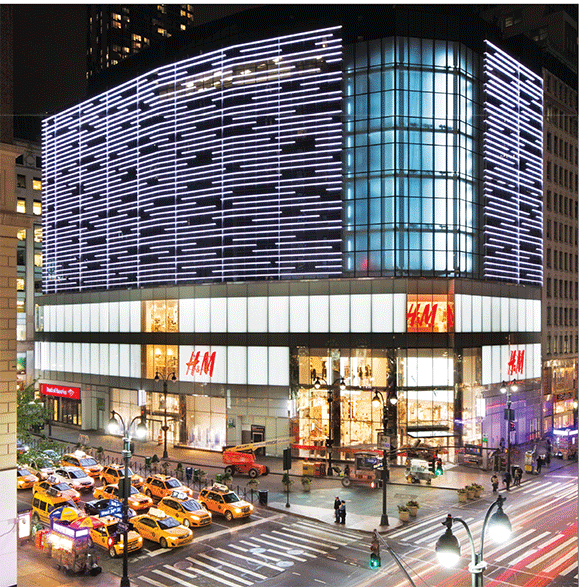 H&M in Herald Square