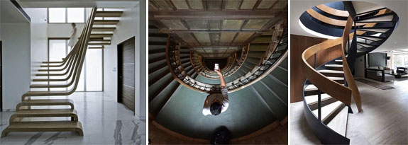 Staircases of Instagram