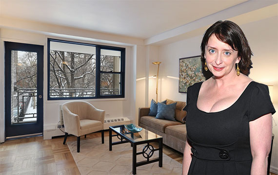 Rachel-Dratch-NYC-Apartment