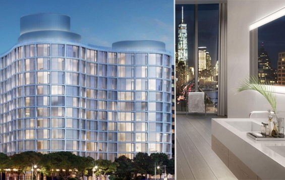 Renderings of 160 Leroy