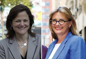 Melissa Mark-Viverito Vicki Been