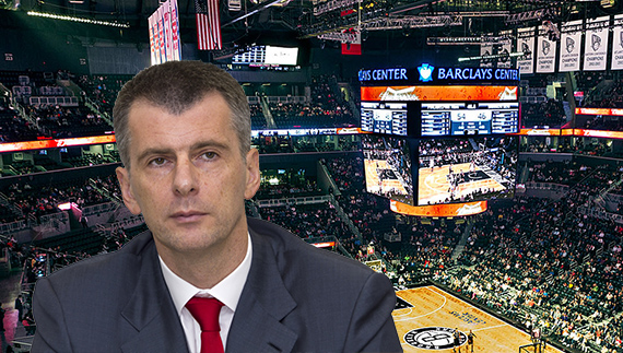Barclays Center Mikhail Prokhorov