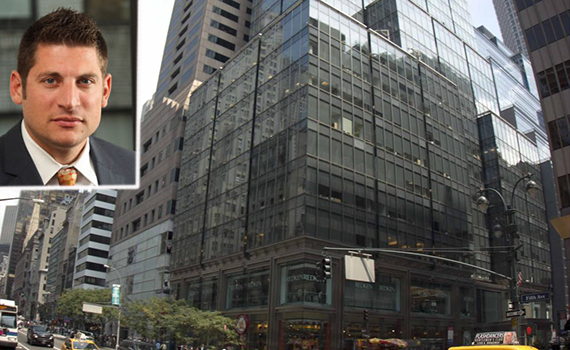 565 Fifth Avenue (inset: )