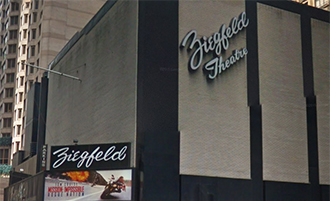 Ziegfeld Theater in Midtown (credit: Google Streetview)