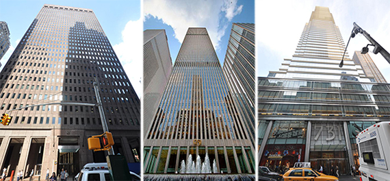 Manhattan Office Leasing